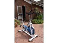Bodymax exercise bike