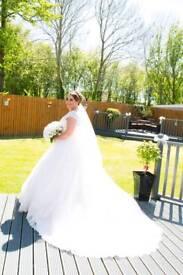 Venus Wedding Dress size 14