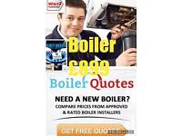 Boiler replacements £899 promotion