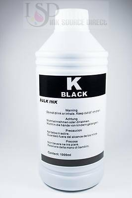 32oz Black Refill Ink For Canon Pg-240 Xl Pixma Mg3222 Mg...