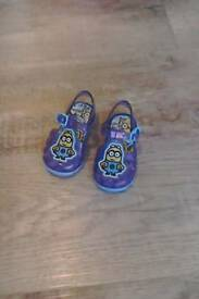 Baby Size 3 Jelly Shoes