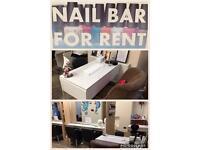 Nail Bar For Rent Ayrshire