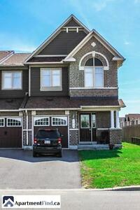 Beautiful TownHouse Orleans (Avalon) - October 1st