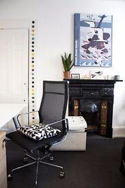 Desk Spaces Available in Friendly Central Brighton Studio!