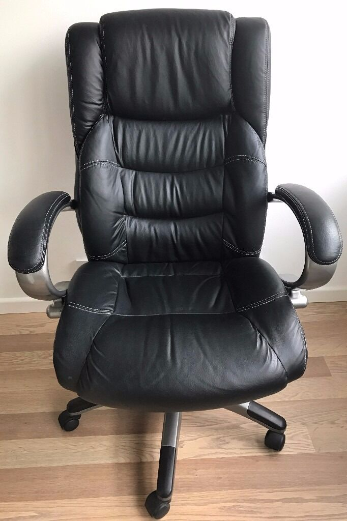 Lane chair purchased from Staples Giuseppe Bonded Leather Executive Chair Black