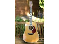 Beautiful Martin D-45 1999 Dreadnought Acoustic with OHC and Fishman Pocket Blender System