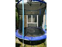 Trampoline as new