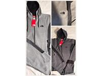 Northface tracksuits size S-M-L-XL post/delivery/collection