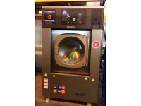 Girbau HS-6017 Commercial Washing Machine, Hardly Used Excellent Condition