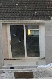 Patio Doors White UPVC