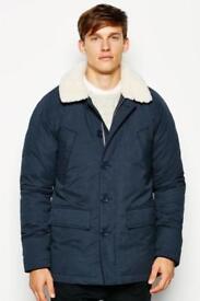 Jack wills Borg coat/jacket