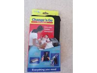 Baby Travel Changing Mat - Extra Wide, Padded, Waterproof