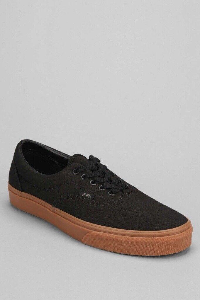 a3e73c0943 Vans Era Gum Sole - Brown. Size UK 8