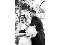 Classic wedding photographer. Prices begin from £450