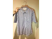 Vintage Burberrys Burberry shirt striped rare