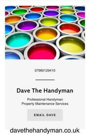 Dave The Handyman   In SW London & Surrey   Get 1 hour Free*