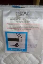 New next quality mattress