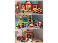 Huge bundle happyland toys