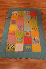 Baby Playmat by Taf Toys, 150cm by 100cm