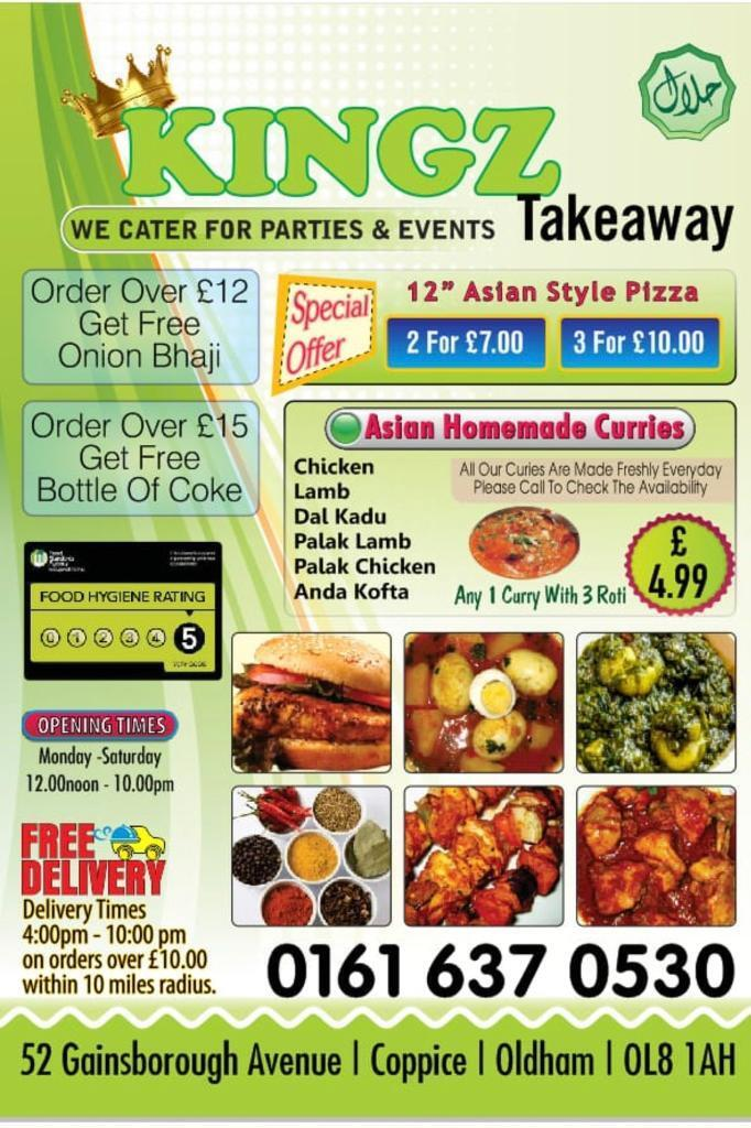 Takeawayfast Food For Sale In Oldham Manchester Gumtree