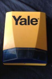 Yale alarm dummy bell box