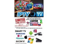 IP-TV Annual Subscriptions - limited time offer