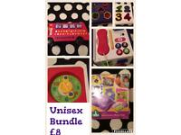Unisex toddler bundle