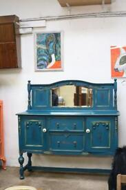 Beautiful uplifted Victorian dresser