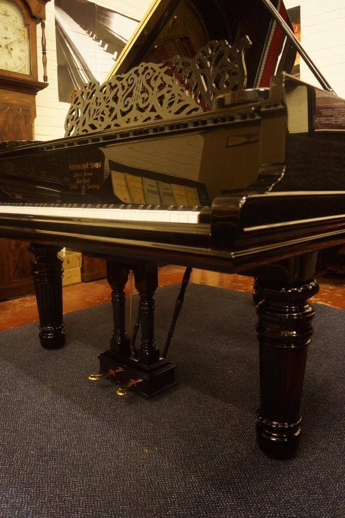 Steinway & Sons model A grand piano / Hamburg. Fully rebuilt | in ...