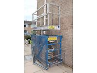 Instant Pedal Lift PL-324 Used Scaffolding Tower Platform & Brand New Trailer Included