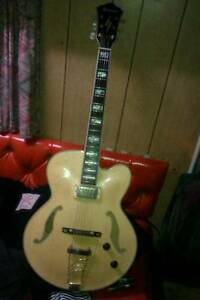 Ibanez PM 35 NT Pat Metheny Signature Series Moruya Eurobodalla Area Preview
