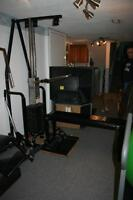 York Universal Home Gym