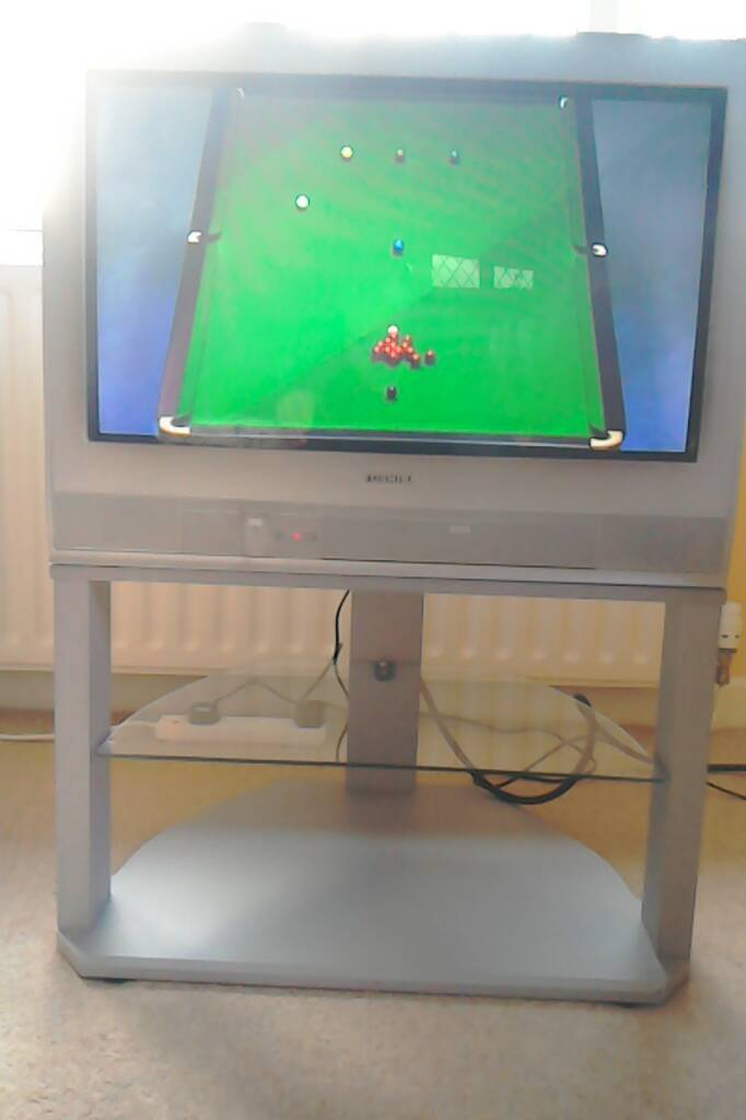 Toshiba Television with Stand