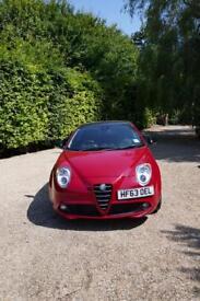 Alfa Romeo Mito live 0.9L Twinair (Bose)