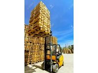 WANTED 1200 X 800 LICENCED/NON-LICENCED EURO PALLETS