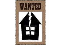 3 bed house wanted any condition cash funds available very flexible terms to suit seller