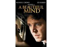 A beautiful mind DVD - Russell Crowe