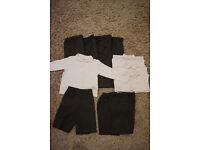 M&S Boys School Uniform Bundle - Aged 3-4 yrs & 4-5 yrs - Hardly worn so in excellent condition