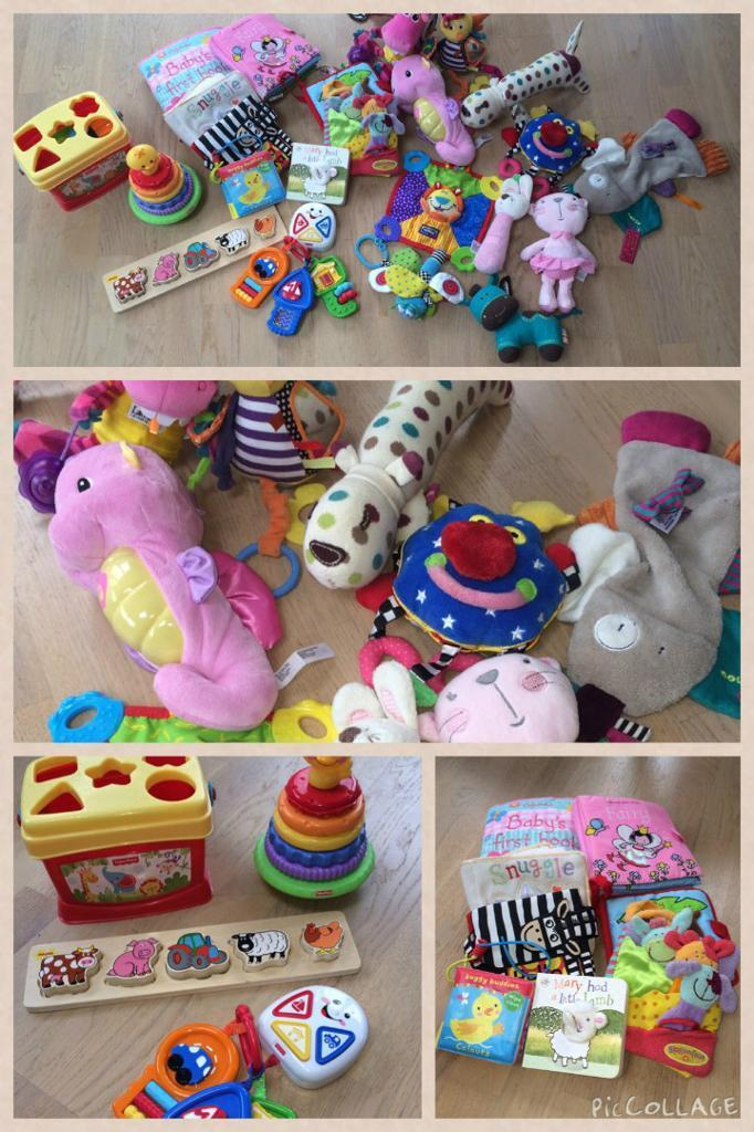 12 Month Old Toys For Girl : Toy bundle suitable for months old girl united