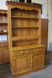 Farmhouse pine dresser