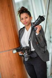 Last minute bookings - Male & Female Photographers & Videographers | Weddings, Birthdays & Others