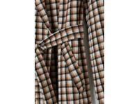 H&M coat with a belt