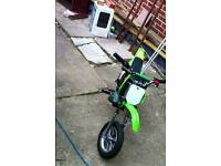 50cc mini dirt bike scrambler