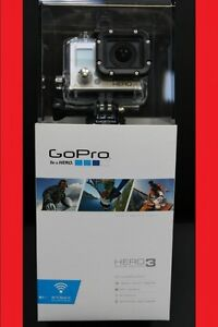 Brand New GoPro HD Hero3 White Edition | Helmet Video Camera | GO PRO Hero 3