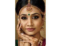 Bridal dressing,Make up and Waxing/Threading
