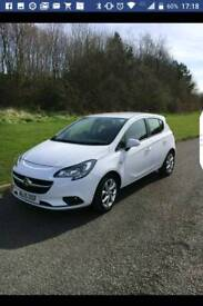 Vauxhall Corsa Excite 15 plate Low Miles