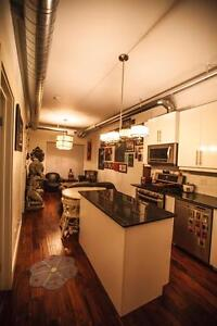 The Silver Threads Loft- 1 Bed plus Den Available Dec 1st Kitchener / Waterloo Kitchener Area image 7