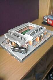 Anfield Liverpool model stadium