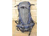 Eurohike Revolution Aqua 55 medium sized Rucksack