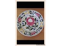 Portmeirion welsh dresser dinner plates